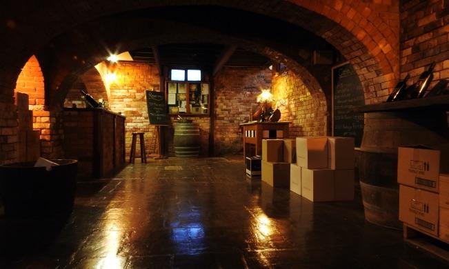 Baptista Wine Cellar
