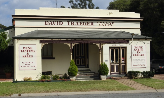 David Treagar Cellar Door