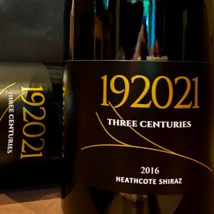 Three Centuries Heathcote Shiraz